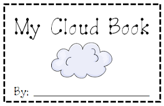 Storytime and More: Free Printable Cloud Book