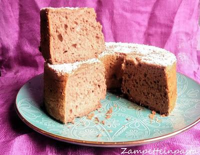 Angel Cake al Nesquik