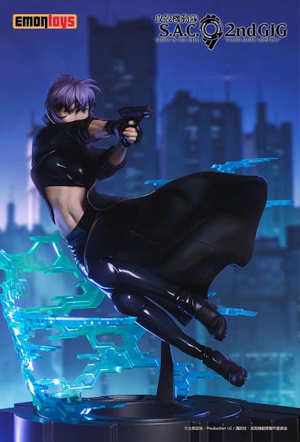 Ghost in the Shell: S.A.C. 2nd GIG – Kusanagi Motoko, EMONTOYS