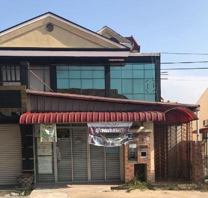 Premis Pejabat/Kedai Untuk dijual Dalam Bandar Kota Bharu ( Under Market Value)