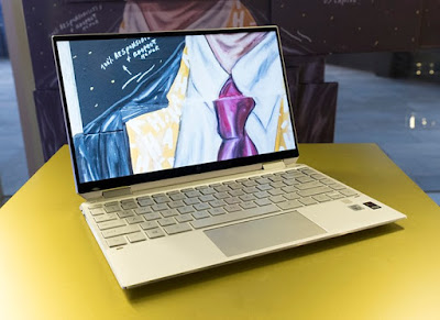 Launching-HP-Spectre-x360