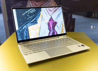 Launching-HP-Spectre-x360