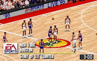 NBA Live 95 Full Game Download