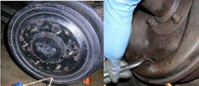 atau dalam bahasa tekniknya drum brake memang gampang  Cara Membuka Drum Brake Mobil