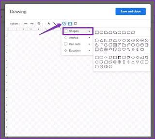 3 Cara Menambah Borders di Google Docs