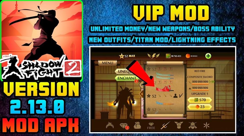 Shadow Fight 2 Vip 5