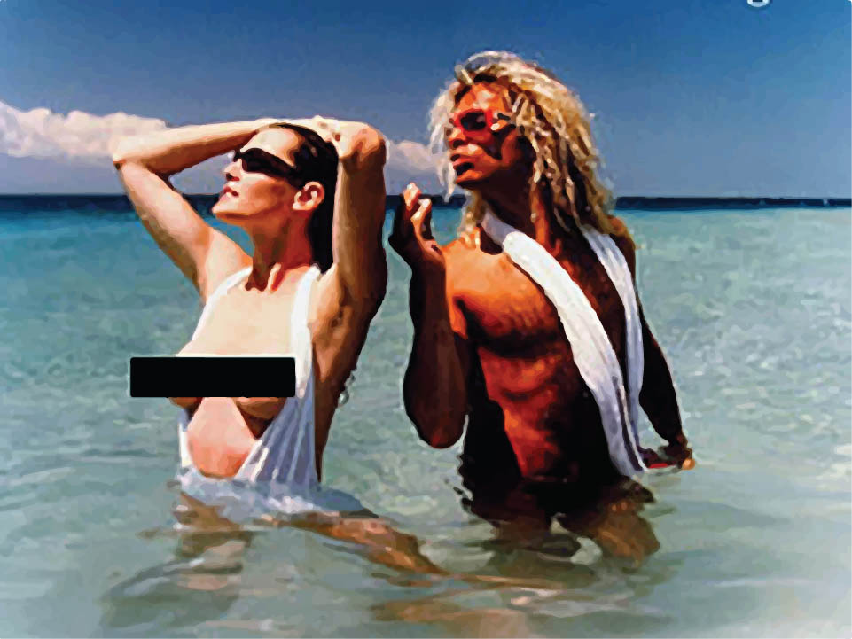 Rock Blog The Shit Overthinking David Lee Roth S Crazy From The Heat Ep