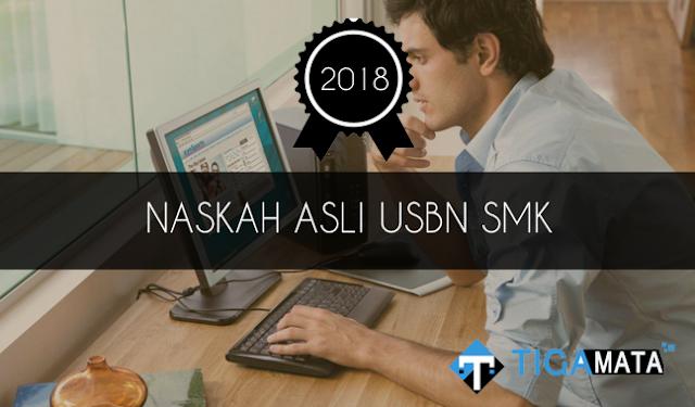 Soal USBN SMK 2018 Pdf Naskah Asli (+Jawaban)