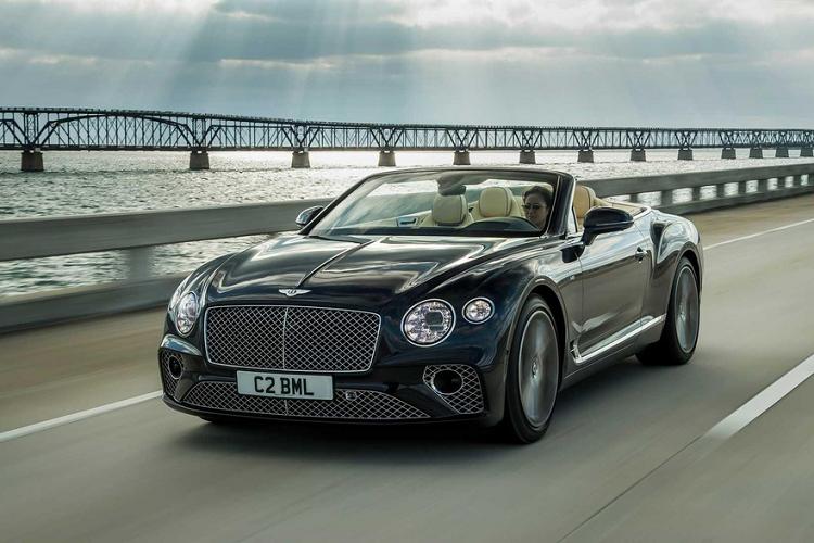 Bentley Continental GTC 'nhái như xịn' chào giá 460 triệu đồng