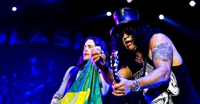 Slash no Brasil em 2019: confira datas e cidades