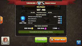 Clan TARAKAN 2 vs Clan Anonymous Japan,TARAKAN 2 Victory