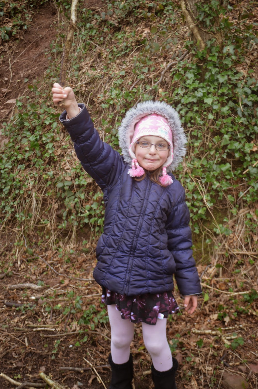 , Sunday Walk from Havens Head to Lower Priory #CountryKids