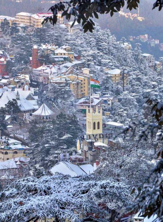 Shimla visit in summer