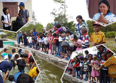 My Trip My Adventure (Children Education Trip TK B Goes To Dinas Perikanan)
