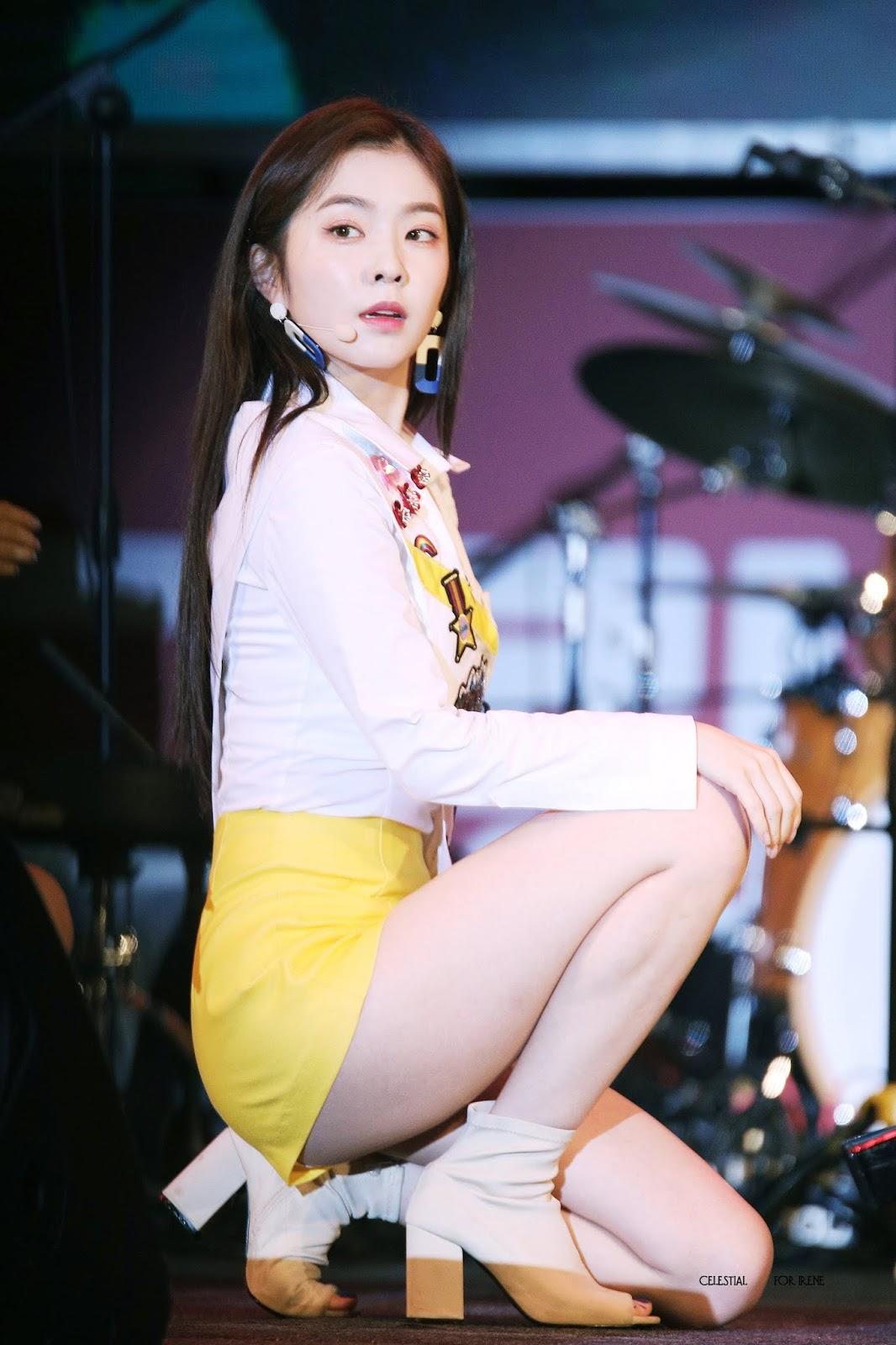 Red Velvet's Irene Named As The Honey Thigh Goddess ...