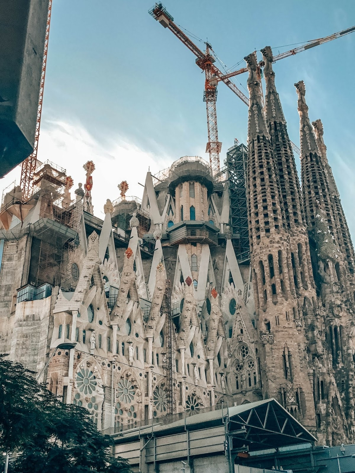 Sagrada Familia 2017