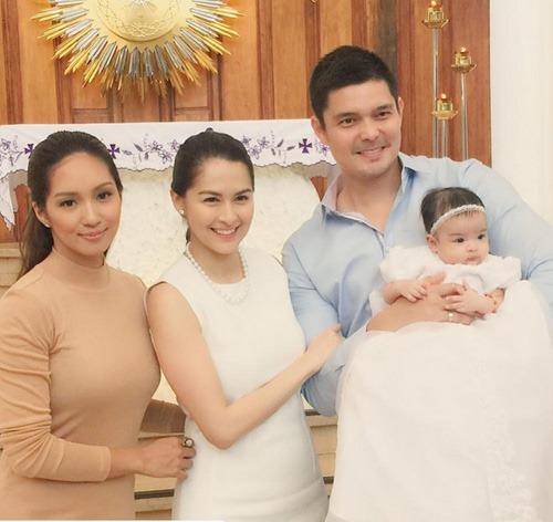 Ghen tị với gia đình 'đẹp toàn diện' của mỹ nhân có nhan sắc số một Philippines - 9