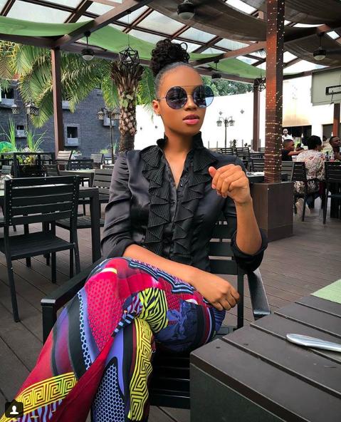 Meet Didi Stone Olomide, Beautiful Daughter Of Koffi Olomide (Photos)