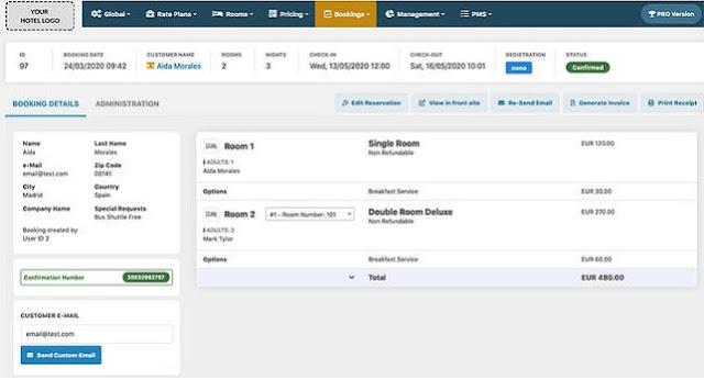 ViBooking - 5+ Plugin Booking Hotel Terbaik di Wordpress
