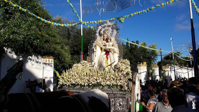 Suspendida la Romería de Torrijos en torno al Cristo del mismo nombre en Valencina de la Concepción (Sevilla)