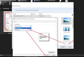 scan landscape JPG ke PDF