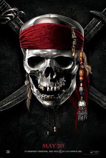 pirates of the caribbean on stranger tides 2011 poster