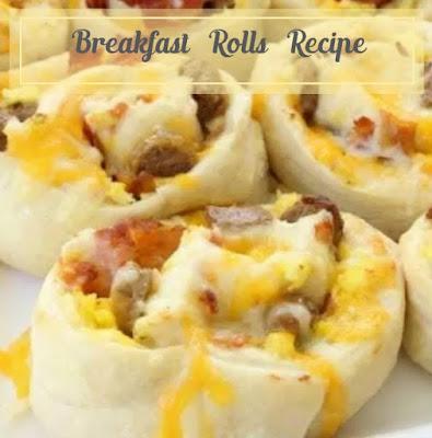 Breakfast Rolls Recipe