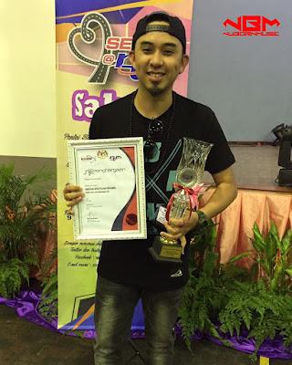 Pemenang Anugerah Lagu Paling Manang SabahFM 2016: Aegy P.O.P