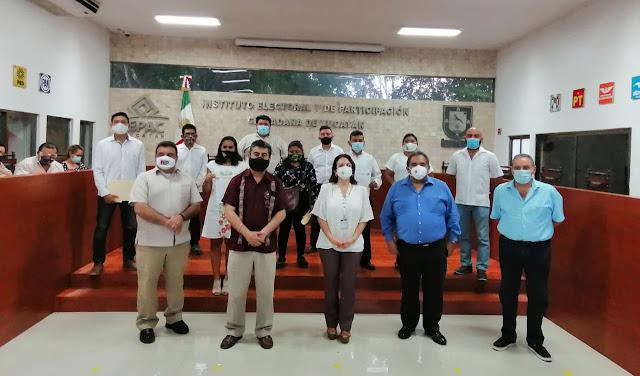 En RSP Yucatán la verdadera voz es la de los ciudadanos: Mario Jiménez
