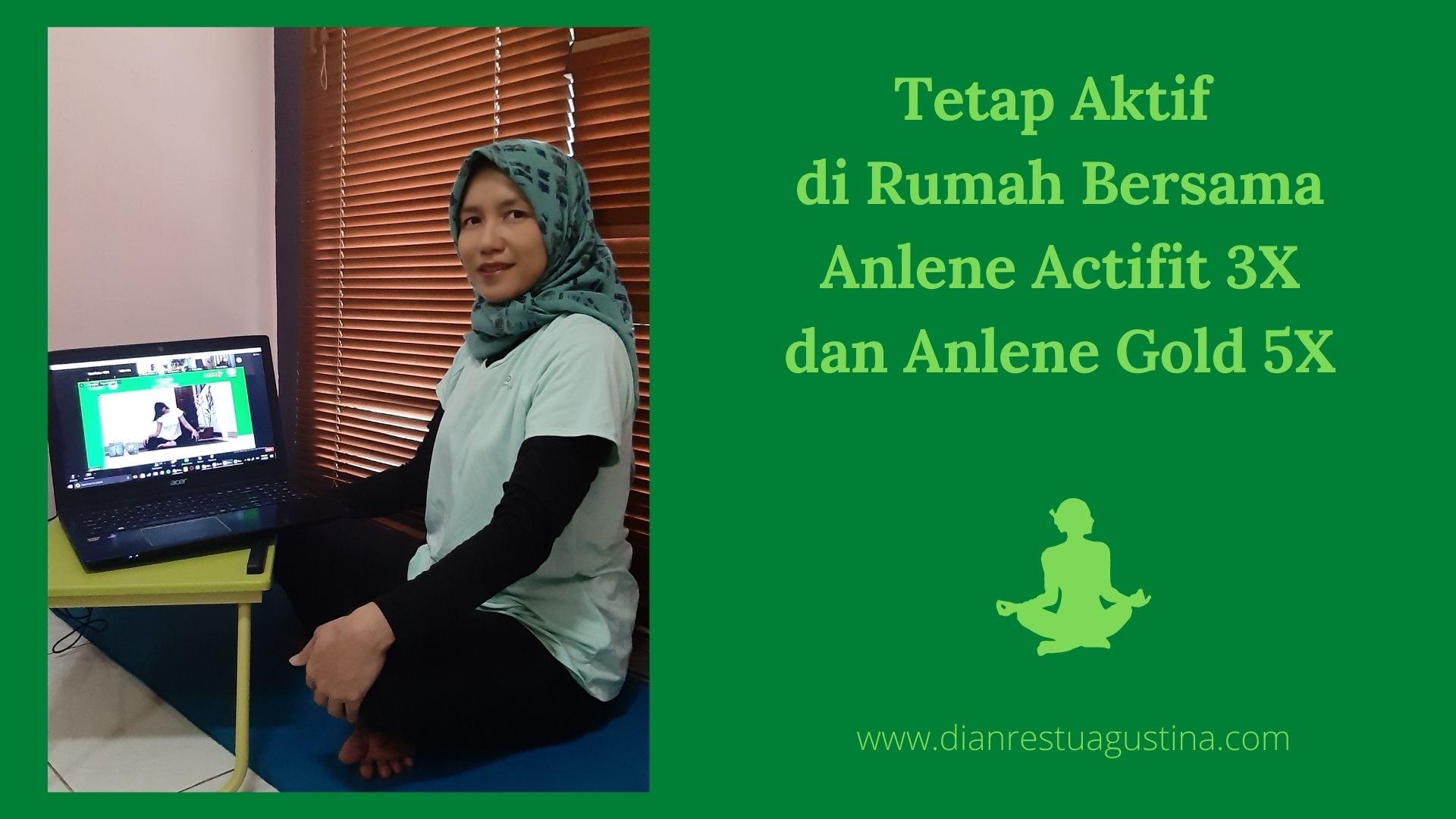 Anlene Actifit 3X & Anlene Gold 5X