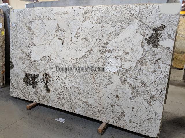 Alpinus Granite Slab NYC