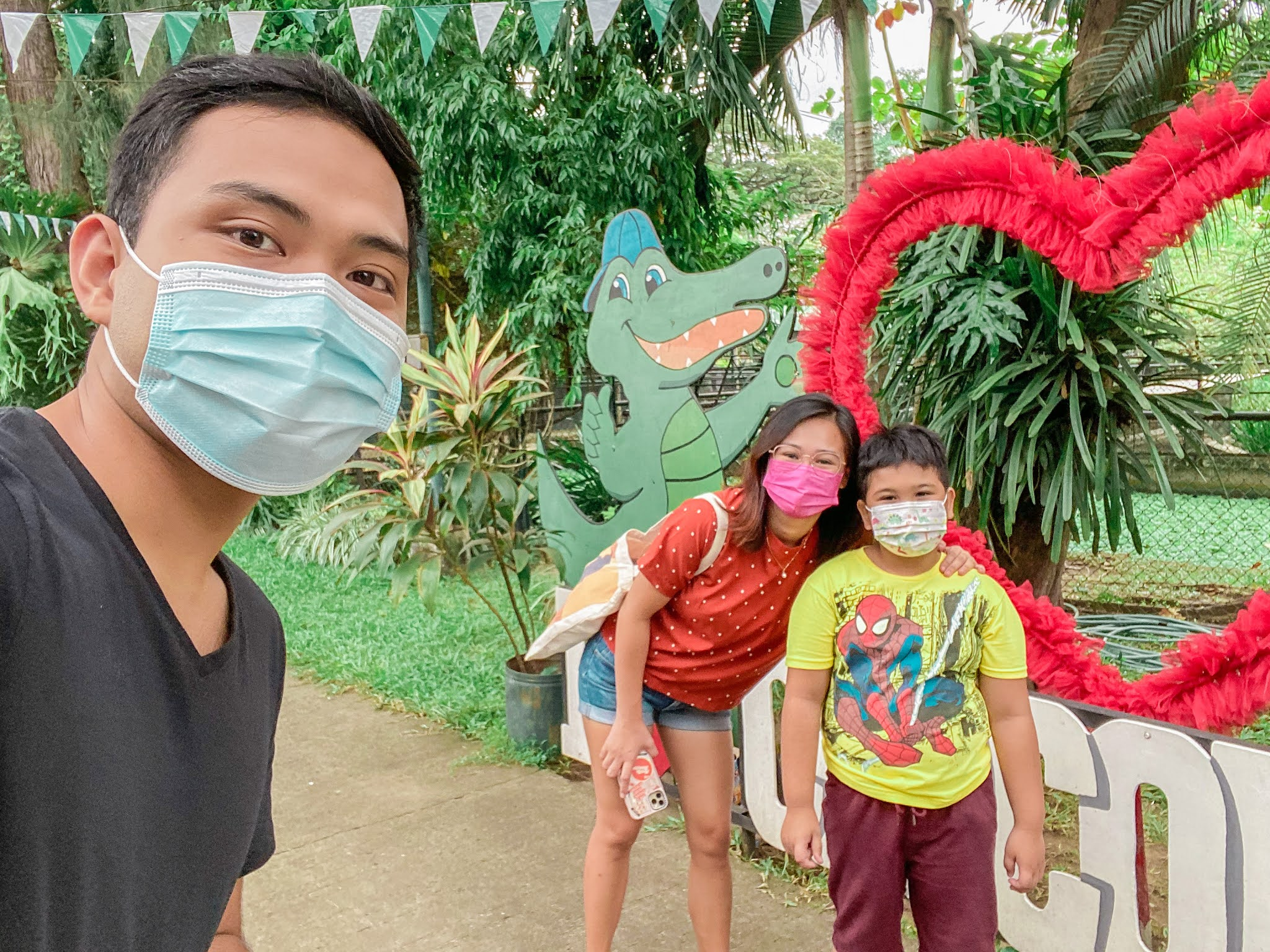 Weekend Trip to Crocolandia in Talisay City