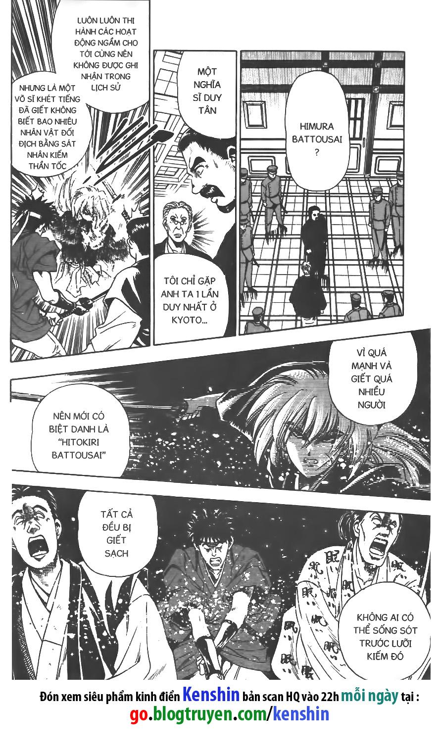 Rurouni Kenshin chap 6.5 trang 22