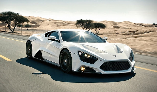OMG! The 11 FASTEST CARS Ever! - 9 - ZENVO ST 1