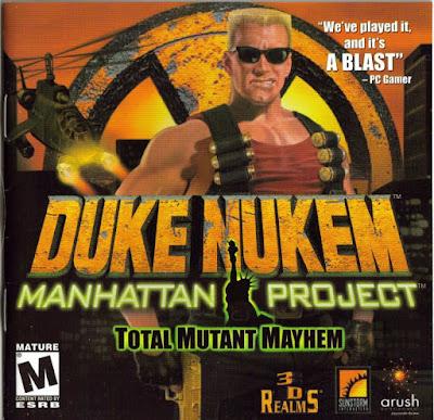 Duke Nukem - Manhattan Project Full Game Download
