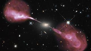 استخدام تأثير دوبلر في دراسة الفلك