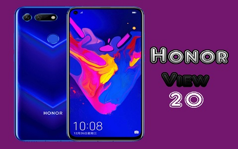 هاتف honor view 20