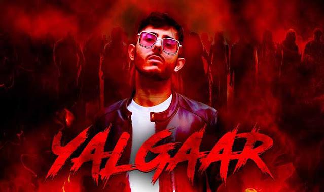 Yalgaar Hindi Lyrics – Ajey Nagar (Carry Minati)