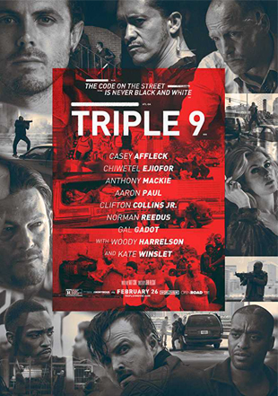 Triple 9 2016 Full English Movie Download Hd 720p