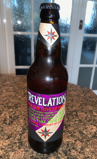 Dark Star Revelation IPA Beer
