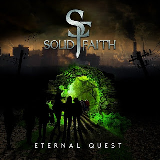 "Το album των Solid Faith ""Eternal Quest'"