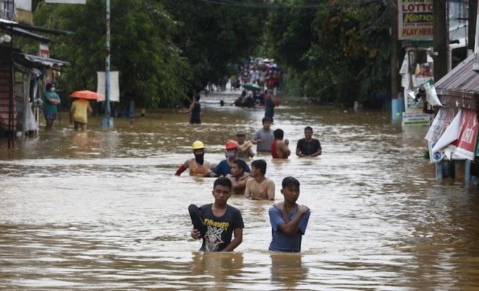 Sobe para 48 o número de mortes causadas pelo tufão Vamco nas Filipinas