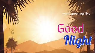 Good-Night-sun-set-Greetings-live-HD