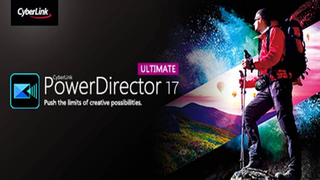 Cyberlink PowerDirector 17
