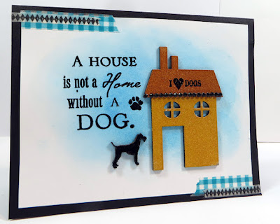 CAS card for Dog Lovers!