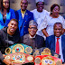 What Buhari said about Anthony Joshua, national security in London