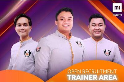 Lowongan Kerja Open Recruitment Trainer Xiaomi Area Kudus, Pati, Rembang Dan sekitarnya, BE PARTAI OF MI :