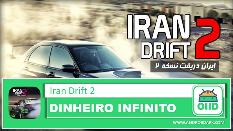 Iran Drift 2 v2.8 – APK MOD HACK – Dinheiro Infinito