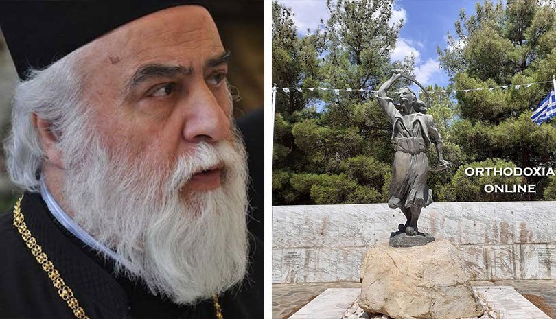 Ο Μιλήτου Απόστολος για την κλοπή και βανδαλισμό του μνημείου του Καπετάν Χάψα