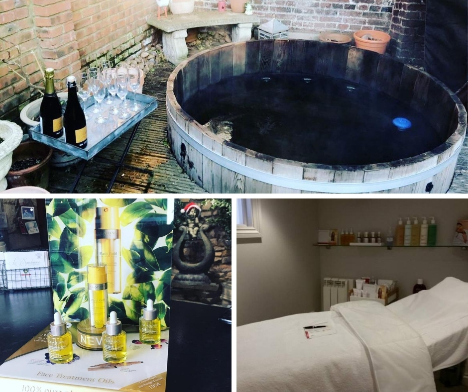 Le Sanctuaire Spa Lincoln